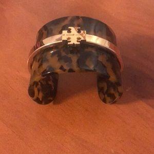 Tory Burch tortoise cuff